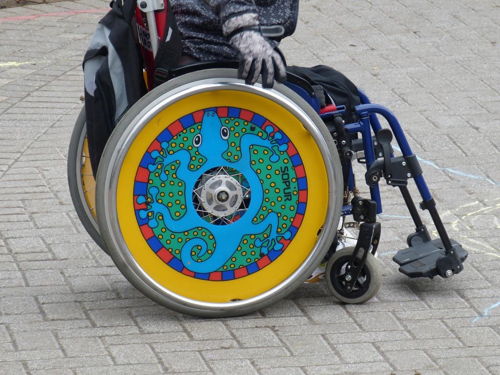 Kinder mit Behinderung sind bildungsbenachteiligt - Jedes Kind ist wertvoll