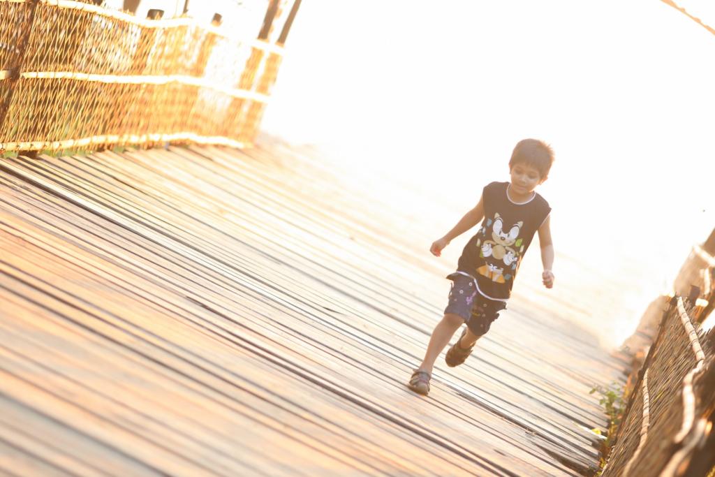 Brücke bauen für Kinder mit Bildungsbenachteiligung - Jedes Kind ist wertvoll